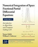 Omslag - Numerical Integration of Space Fractional Partial Differential Equations