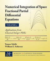 Omslag - Numerical Integration of Space Fractional Partial Differential Equations, Volume 2