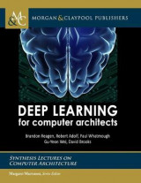 Omslag - Deep Learning for Computer Architects