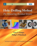 Omslag - Hole-Drilling Method for Measuring Residual Stresses
