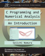 Omslag - C Programming and Numerical Analysis