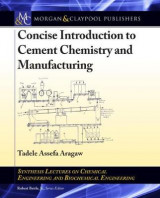 Omslag - Concise Introduction to Cement Chemistry and Manufacturing