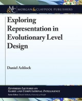 Omslag - Exploring Representation in Evolutionary Level Design