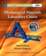 Omslag - Mechanics of Materials Laboratory Course