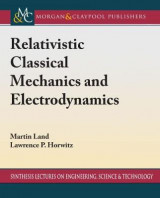 Omslag - Relativistic Classical Mechanics and Electrodynamics