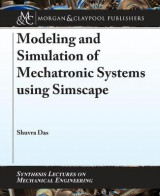 Omslag - Modeling and Simulation of Mechatronic Systems using Simscape
