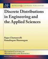 Omslag - Discrete Distributions in Engineering and the Applied Sciences