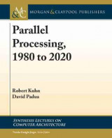 Omslag - Parallel Processing, 1980 to 2020