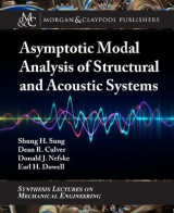 Omslag - Asymptotic Modal Analysis of Structural and Acoustical Systems