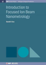 Omslag - Introduction to Focused Ion Beam Nanometrology