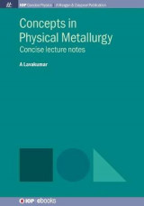 Omslag - Concepts in Physical Metallurgy