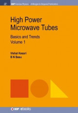Omslag - High Power Microwave Tubes, Volume 1