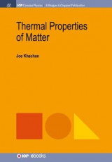 Omslag - Thermal Properties of Matter