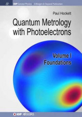 Omslag - Quantum Metrology with Photoelectrons, Volume I: Foundations