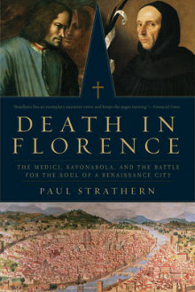 Death in Florence av Paul Strathern (Heftet)