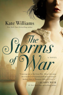 The Storms of War av Kate Williams (Heftet)