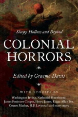 Omslag - Colonial Horrors - Sleepy Hollow and Beyond