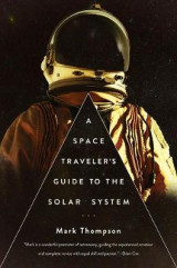 Omslag - A Space Traveler's Guide to the Solar System
