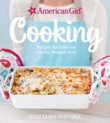 Omslag - American Girl Cooking