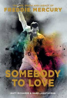 Somebody to Love av Matt Richards og Mark Langthorne (Innbundet)