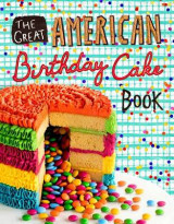 Omslag - The Great American Birthday Cake Book