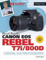 Omslag - David Busch's Canon EOS Rebel T7i/800D Guide to SLR Photography