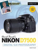 Omslag - David Busch's Nikon D7500 Guide to Digital SLR Photography