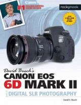 Omslag - David Busch's Canon EOS 6D Mark II Guide to Digital SLR Photography