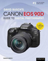 Omslag - David Busch's Canon EOS 90D Guide to Digital Photography