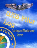 Omslag - Uas Pilot Log - Training and Maintenance Record