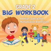 Grade 2 Big Workbook av Baby Professor (Heftet)