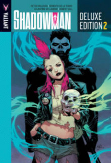 Shadowman Deluxe Edition Book 2 av Peter Milligan (Innbundet)