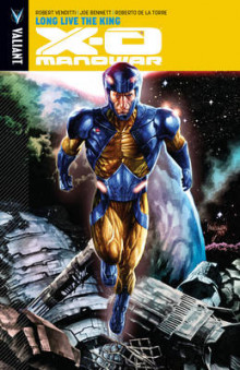 X-O Manowar: Long Live the King Voume 12 av Robert Venditti (Heftet)