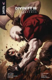 Divinity III: Heroes of the Glorious Stalinverse av Joe Harris, Jeff Lemire, Eliot Rahal og Scott Bryan Wilson (Heftet)