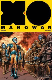 X-O Manowar (2017) Volume 2: General av Matt Kindt (Heftet)