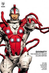 Omslag - Divinity: The Complete Trilogy Deluxe Edition