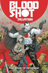 Omslag - Bloodshot Salvation Vol. 1: The Book of Revenge