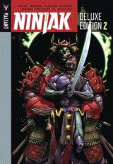 Omslag - Ninjak Deluxe Edition Book 2