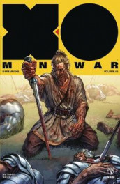 X-O Manowar (2017) Volume 5: Barbarians av Matt Kindt (Heftet)