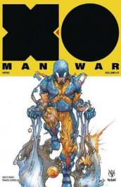 X-O Manowar (2017) Volume 7: Hero av Matt Kindt (Heftet)