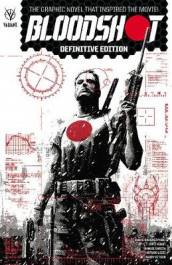 Bloodshot Definitive Edition av Matt Kindt og Duane Swierczynski (Heftet)