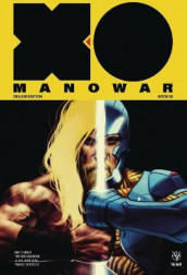 X-O Manowar by Matt Kindt Deluxe Edition Book 2 av Matt Kindt (Innbundet)