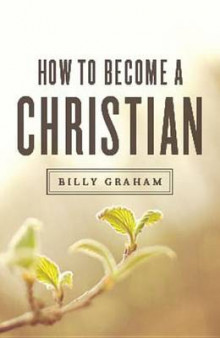 How to Become a Christian (Ats) (Pack of 25) av Billy Graham (Heftet)