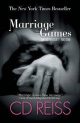 Omslag - Marriage Games