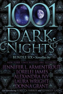 1001 Dark Nights av Jennifer Armentrout, Lorelei James, Alexandra Ivy, Professor of Chemistry Laura Wright og Donna Grant (Heftet)