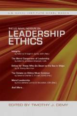 Omslag - The U.S. Naval Institute on Leadership Ethics