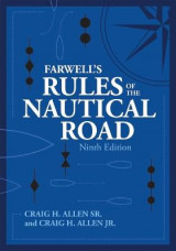 Omslag - Farwell's Rules of the Nautical Road