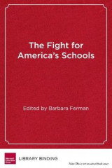Omslag - The Fight for America's Schools