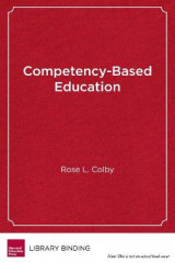 Omslag - Competency-Based Education