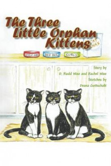 The Three Little Orphan Kittens av D Rudd Wise og Rachel Wise (Heftet)